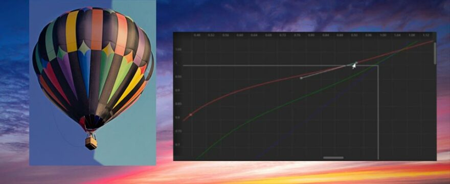 Curves Tool for Compositing
