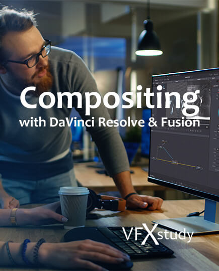 Compositing with Resolve & Fusion